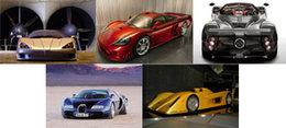les 5 voitures les plus ch res au monde. Black Bedroom Furniture Sets. Home Design Ideas