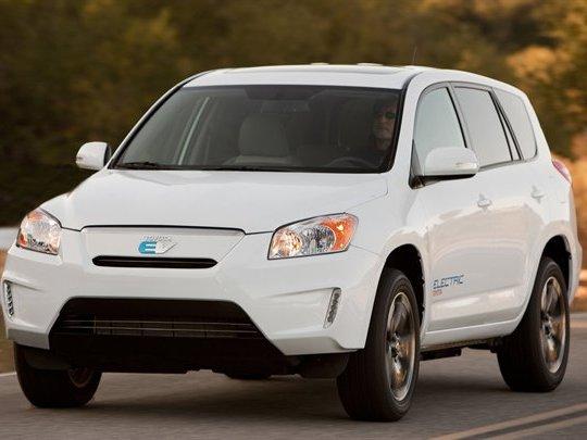 Toyota Rav4 EV by Tesla : finalement, il sera commercialisé pour le public !