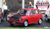 Miniature : 1/43ème - AUTOBIANCHI A112 Abarth