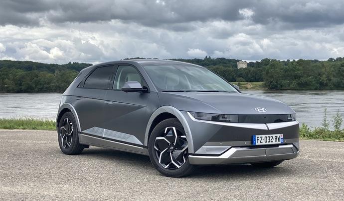 Essai vidéo - Hyundai Ioniq 5 73 kW (2021) : quand la différence paye