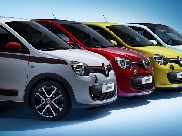 Renault offre un site à sa nouvelle Twingo