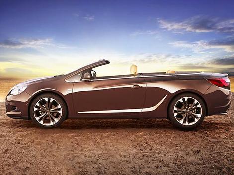 Le nouveau moteur essence d'Opel sur la Cascada