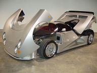 La Mercedes Lotec C1000 à vendre sur Ebay !