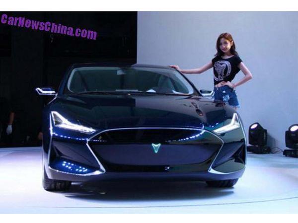 Youxia X : la berline électrique de Chine