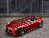SEMA Show : Pontiac Solstice SD 290 Race Concept