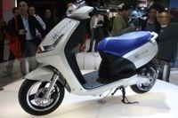 Salon de Milan 2009 en direct : Prototype Peugeot E-Vivacity