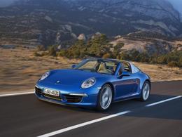 Toutes les nouveautés du salon de Genève 2014 - La Porsche 911 Turbo Targa y serait