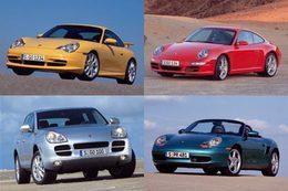 Trouvez une Porsche à partir de 17 000 €