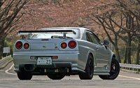 Les monstres routiers (partie 6): Nismo Skyline GT-R Z-tune.