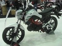 En direct de Milan : Kymco K-PW 50/125 cm3