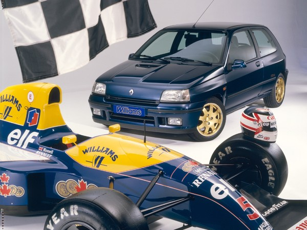 Une nouvelle Renault Clio Williams en 2014!