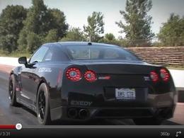 Nouveau record pour la Nissan GT-R AMS Alpha 12 : 9.05s à 268 km/h et 1318 ch