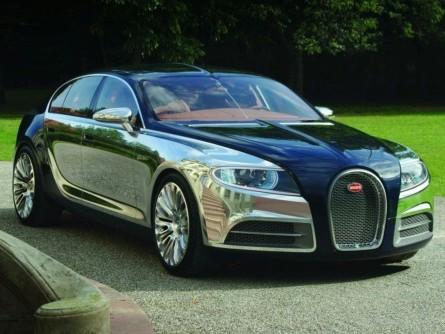 La Bugatti Galibier repoussée à 2016...