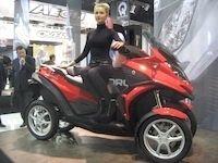 En direct de Milan : Quadro Parkour 4D prévu pour le second semestre 2013