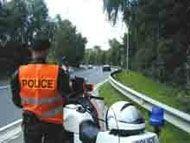 Que fait la police? Parfois on se le demande.