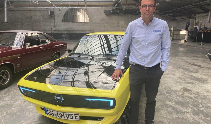 Présentation vidéo - Opel Manta GSE ElektroMod : ceci n'est PAS un concept-car