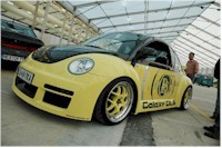 New Beetle By DLS Galaxy