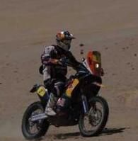 Dakar 2012 : Etape 13, Cyril Despres prend une option pour demain