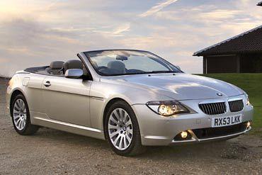 BMW 645 csi Cabriolet