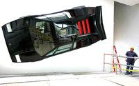 Une Lamborghini Countach dans son salon