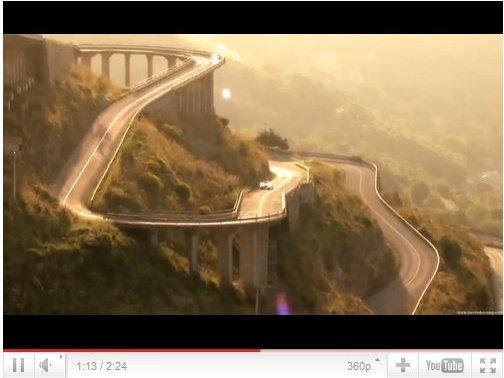 [vidéo] Les Mercedes SLS AMG coupé et Roadster vont à la montagne