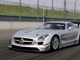 La Mercedes SLS AMG GT3 est en vente
