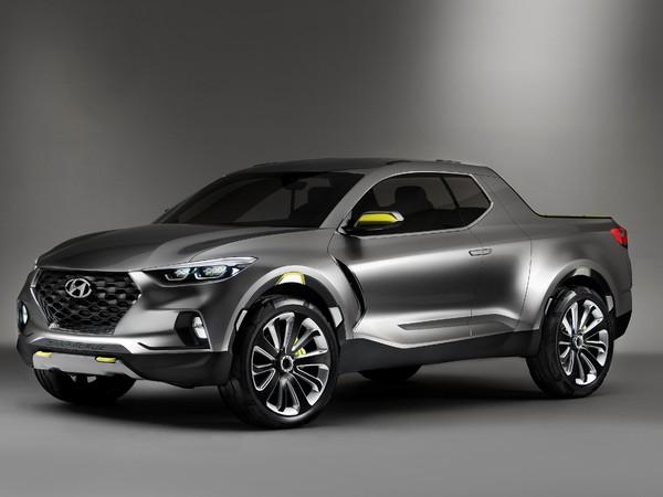 Le Hyundai Santa Cruz validé en novembre ?