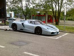 Ferrari FXX Road Legal : c'est possible !
