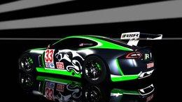 Une Jaguar pour le GT2!