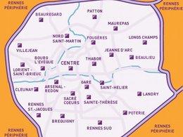 Place aux piétons : à Rennes, la rue de Saint-Malo fermée à la circulation vendredi et samedi