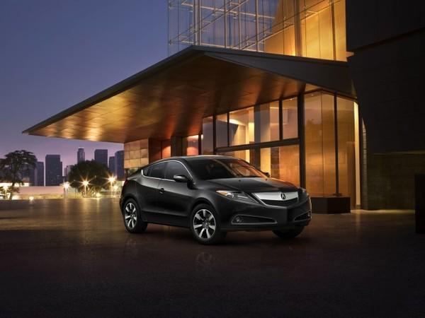 Acura ZDX : le BMW X6 aura eu raison de lui