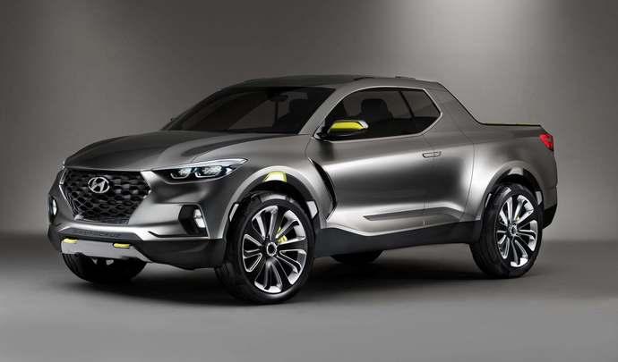 Hyundai confirme le lancement de son pick-up pour 2021