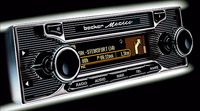 Becker Classic Mexico : autoradio moderne pour voiture ancienne