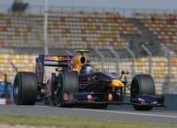 F1- Grand Prix de Chine: A mi-course, Vettel est toujours en tête !
