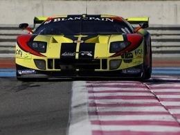 Le Belgian Racing toujours malchanceux