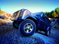 Land Rover Defender, prolongé jusqu'en 2010