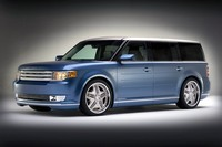 SEMA Show : Ford Flex by Chip Foose
