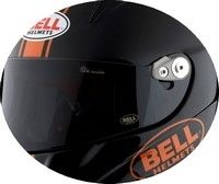 """L'orange et le noir"". Bell version Daytona"