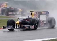 F1- Grand Prix de Chine: Vettel ruisselle de joie !