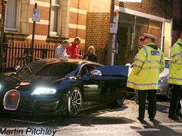 Descente de police à Londres : 5 supercars saisies, les Qataris sont à pied