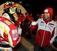Moto GP : Entre Valentino Rossi et Ducati on parle déjà de chiffres