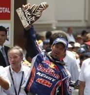 Dakar 2012 : Les classements moto et quad