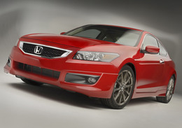 SEMA Show : Honda Factory Performance (HFP) Accord Coupe