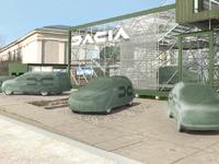 Salon de Munich 2021 - Dacia dévoilera un crossover 7 places