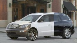 SEMA Show :  trois Buick Enclave pour le prix d'un