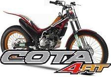 Nouveauté 2009 : La Montesa Cota 4RT