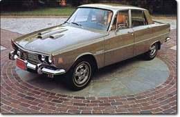 Rover P6-3,5 litres (1968-76) : La Jaguar bis