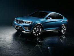 Salon de New York 2014 - Le BMW X4, enfin! (+ vidéo teasing)