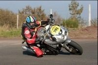 Davy Gambino : Pilote officiel Voxan sur une Charade Racing au Dark Dog Moto Tour 2008