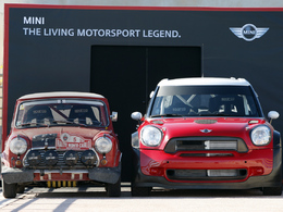 WRC - Mini se retirera fin 2012 mais...